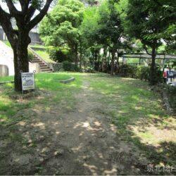 隣接する室堂1号公園