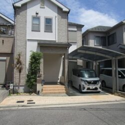 堺市南区 原山台5丁戸建  室内リフォーム済で即入居可能です