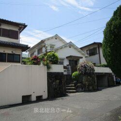 堺市南区 城山台1丁一戸建 5DK+納戸 土地62.45坪付き 建て替え用地としてもご検討ください