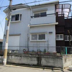 堺市中区 深阪2丁一戸建 各居室6帖以上の5DKです 南西の角地です 敷地面積100.29㎡(30.33坪)