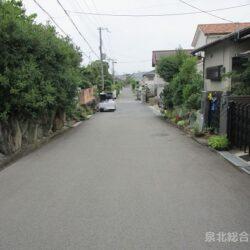 付近の街並み周辺