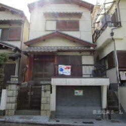 堺市中区深阪4丁戸建  インナーガレージ付きの5DKの間取りです