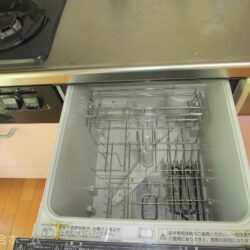 食器洗い乾燥機付きキッチン
